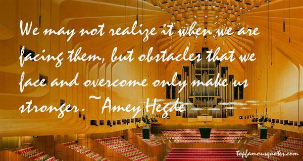 Amey Hegde Quotes