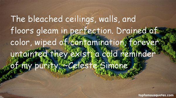 Celeste Simone Quotes