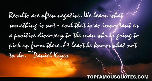 Daniel Keyes Quotes