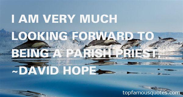 David Hope Quotes