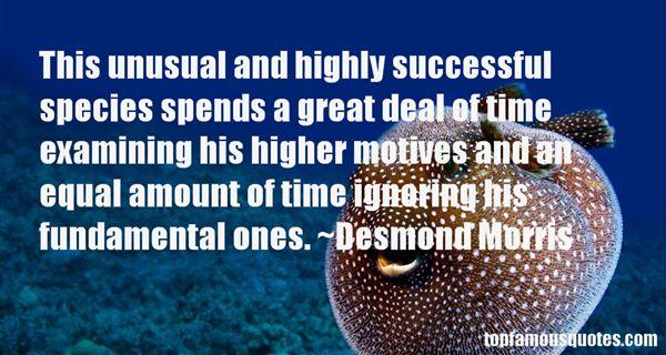 Desmond Morris Quotes