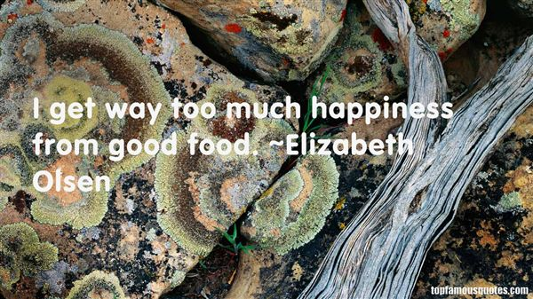 Elizabeth Olsen Quotes