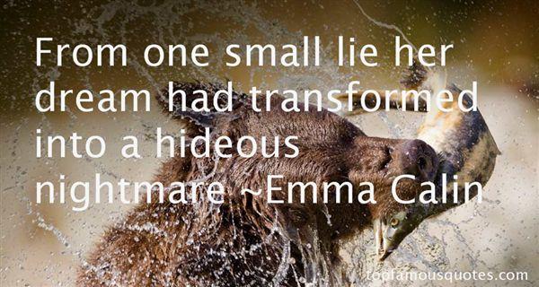 Emma Calin Quotes