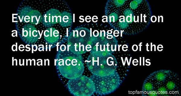 H. G. Wells Quotes