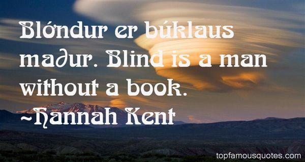Hannah Kent Quotes