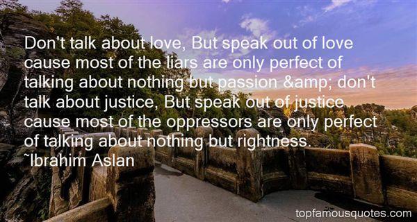 Ibrahim Aslan Quotes