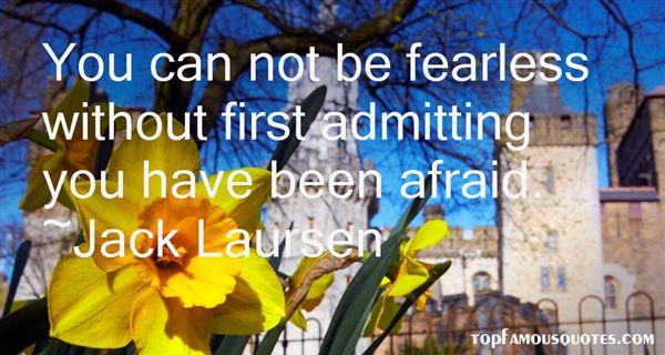Jack Laursen Quotes