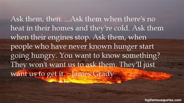 James Grady Quotes