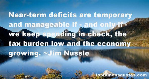 Jim Nussle Quotes