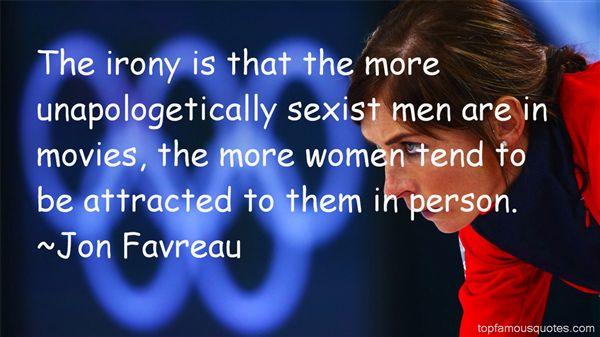 Jon Favreau Quotes
