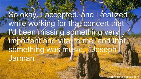 Joseph Jarman Quotes