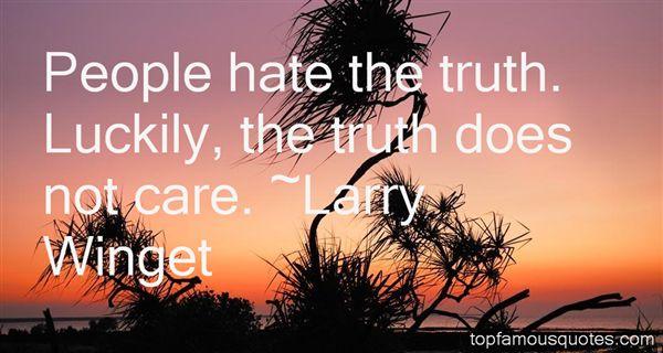 Larry Winget Quotes