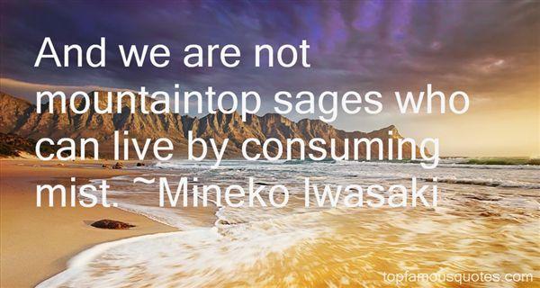 Mineko Iwasaki Quotes