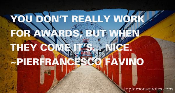 Pierfrancesco Favino Quotes