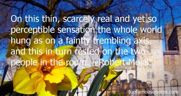 Robert Musil Quotes