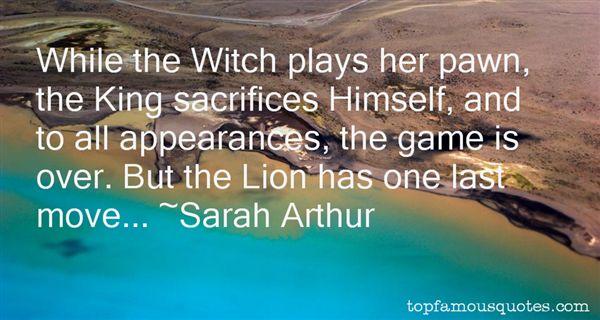 Sarah Arthur Quotes