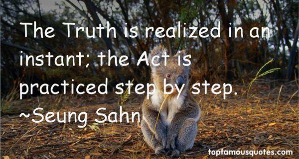 Seung Sahn Quotes