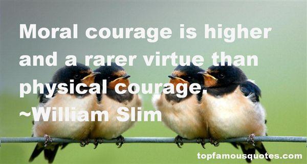 William Slim Quotes