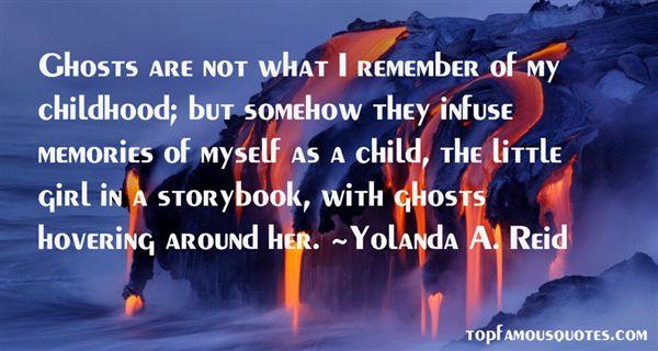 Yolanda A. Reid Quotes