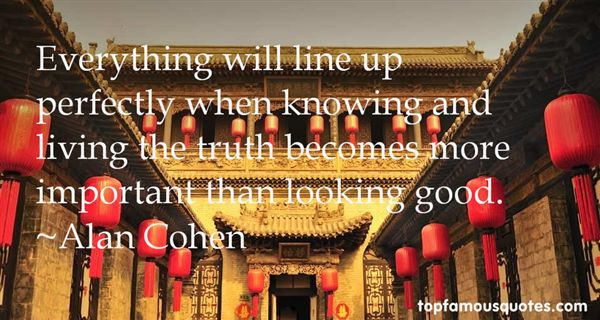 Alan Cohen Quotes