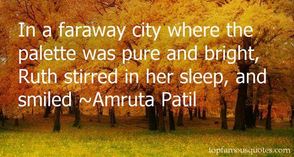 Amruta Patil Quotes