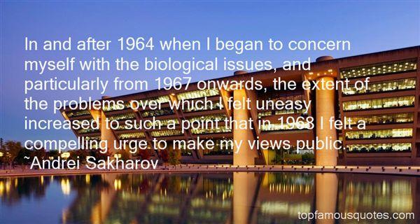 Andrei Sakharov Quotes