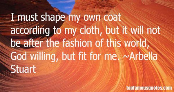 Arbella Stuart Quotes