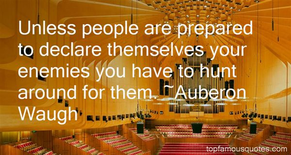 Auberon Waugh Quotes