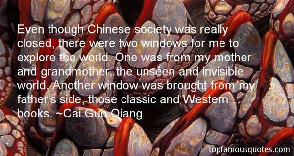 Cai Guo Qiang Quotes