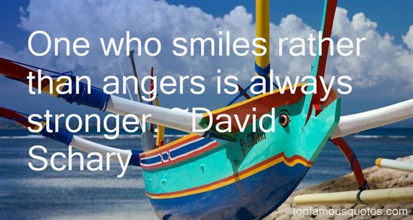 David Schary Quotes