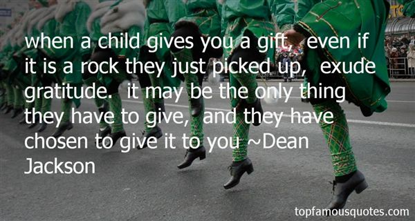 dean jackson quotes