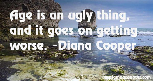 Diana Cooper Quotes