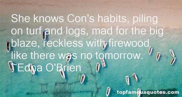 Edna O'Brien Quotes