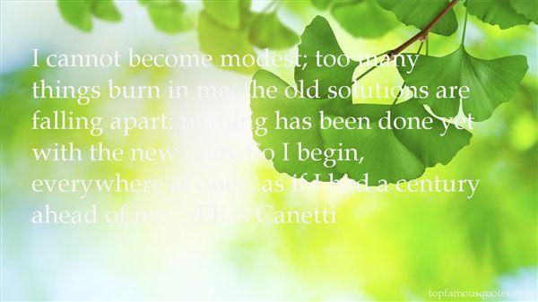 Elias Canetti Quotes