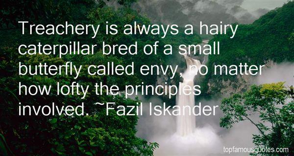 Fazil Iskander Quotes