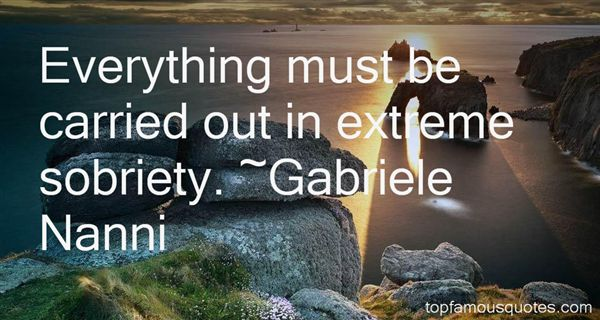 Gabriele Nanni Quotes