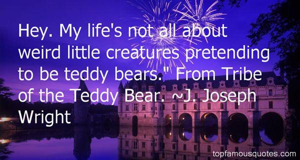 J. Joseph Wright Quotes