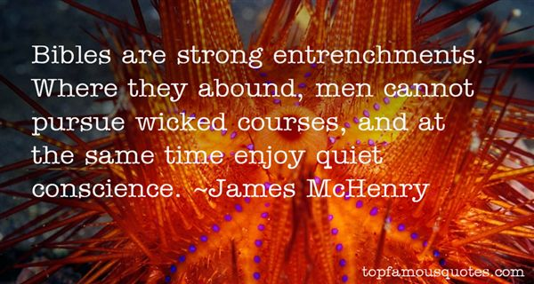 James McHenry Quotes
