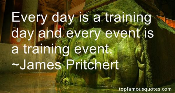 James Pritchert Quotes