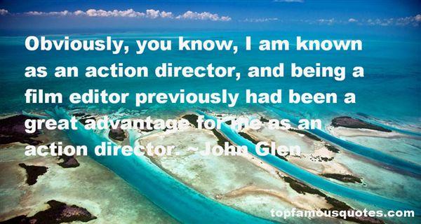 John Glen Quotes