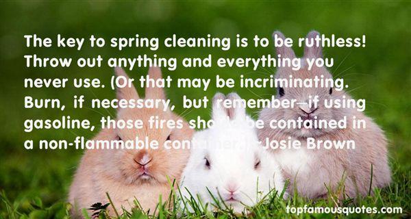 Josie Brown Quotes