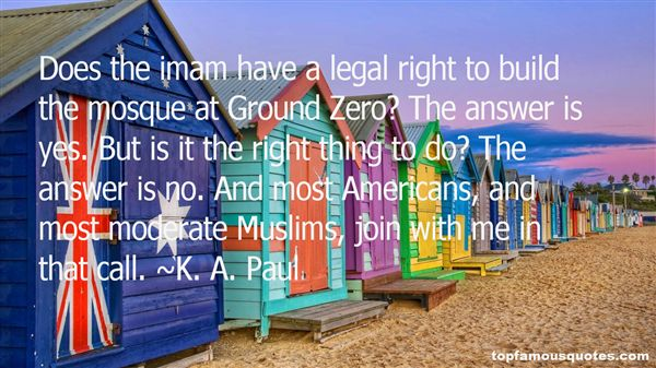 K. A. Paul Quotes