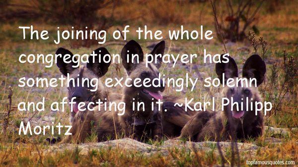 Karl Philipp Moritz Quotes