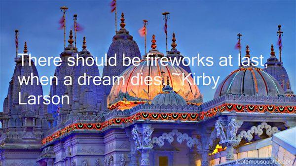 Kirby Larson Quotes