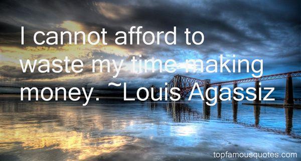 Louis Agassiz Quotes
