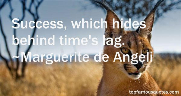 Marguerite De Angeli Quotes