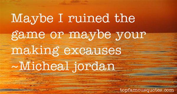 Micheal Jordan Quotes