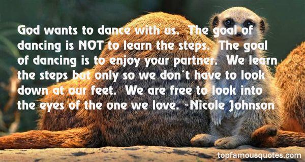 Nicole Johnson Quotes
