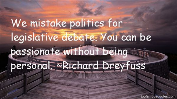 Richard Dreyfuss Quotes
