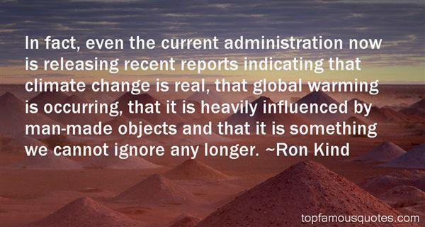 Ron Kind Quotes